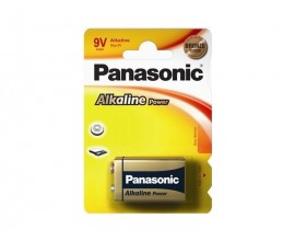 Panasonic Battery - 9V - 1 unit