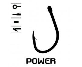 Anzuelo especial siluro Mod. Power - 5 und.
