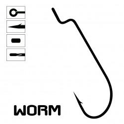 WORM Hook - Bag of 10