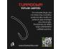 TurnDown Hook. Bag of 10