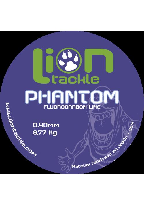 Fluorocarbono Phantom - 30m
