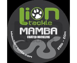 Trenzado Recubierto Mamba - 25Lb - 20m