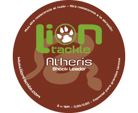ShockLeader Atheris - 5 x 15M - 0.30/0.60