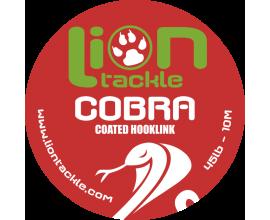 Trenzado Recubierto Cobra - 45Lb - 10m