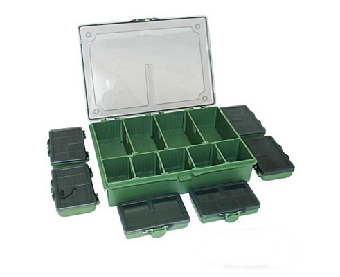 Medium Tackle Box - 6+1