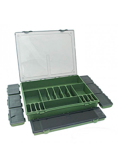 Large Tackle Box - 7+1