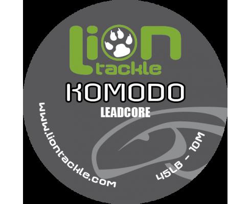 Leadcore Komodo - 45Lb - 10m