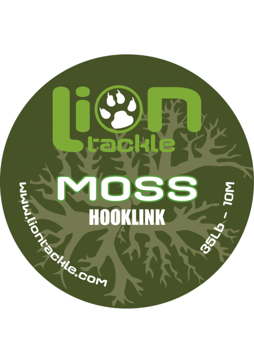 MOSS Hooklink Line - 35Lb - 10m